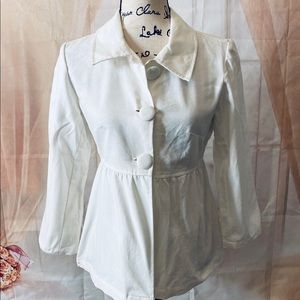 Paradise East Jackets & Coats - Brand New Paradise East Babydoll Jacket